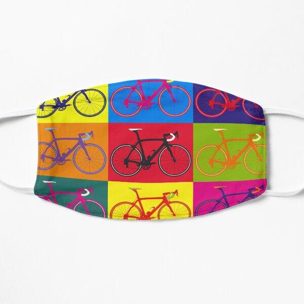 Vélo Andy Warhol Pop Art Masque sans plis