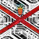 circuit board jersey (flag) by sebmcnulty