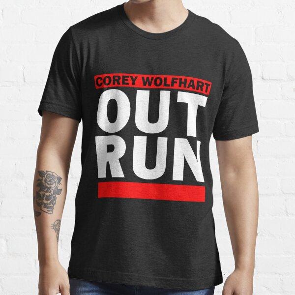 OUTRUN | Corey Wolfhart Essential T-Shirt