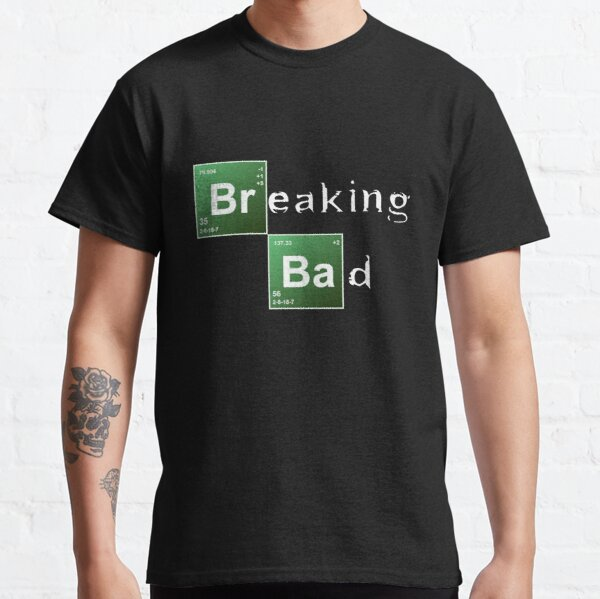 New Breaking Bad style shirt and masks 2020  Classic T-Shirt