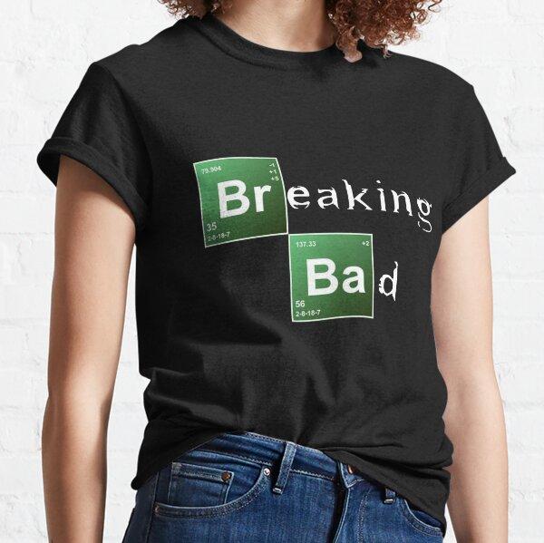 Nueva camiseta y máscaras estilo Breaking Bad 2020 Camiseta clásica