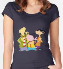 Ed, Edd, N Eddy Women's Fitted Scoop T-Shirt