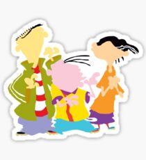 Ed, Edd, N Eddy Sticker