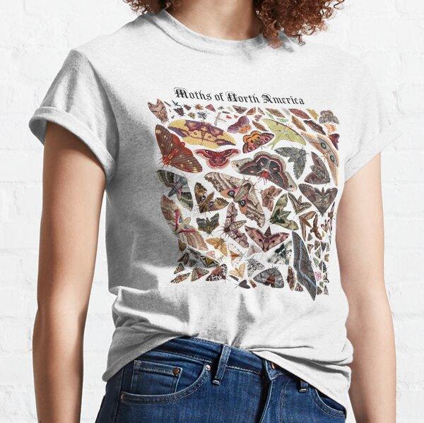 Moths of North America Classic T-Shirt