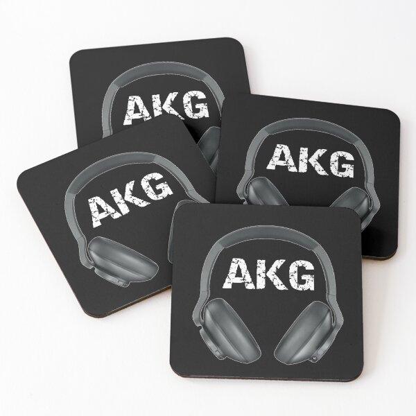 Best akg headphones  Coasters (Set of 4)