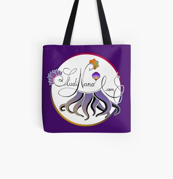Logo Studinano All Over Print Tote Bag
