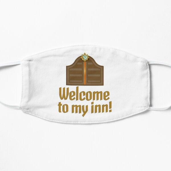 Hearthstone Tarven Door Innkeeper Welcome to my inn Mask