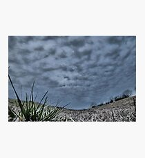 Opposite Sky at Sunrise Photographic Print