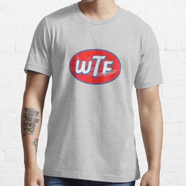 Logotipo STP WTF Camiseta esencial