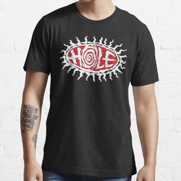 Hole Logo Essential T-Shirt