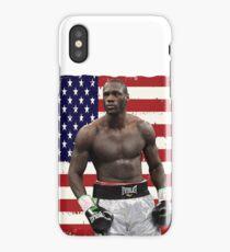 Deontay Wilder American Boxing Heavyweight  iPhone Case/Skin