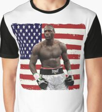 Deontay Wilder American Boxing Heavyweight  Graphic T-Shirt