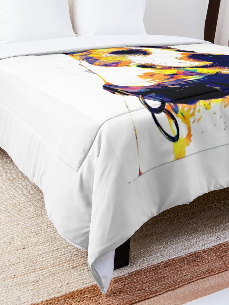 Alternate view of Flashie Comforter