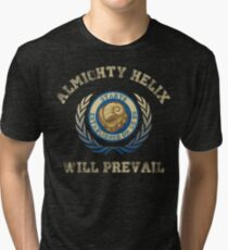 Helix Will Prevail Tri-blend T-Shirt