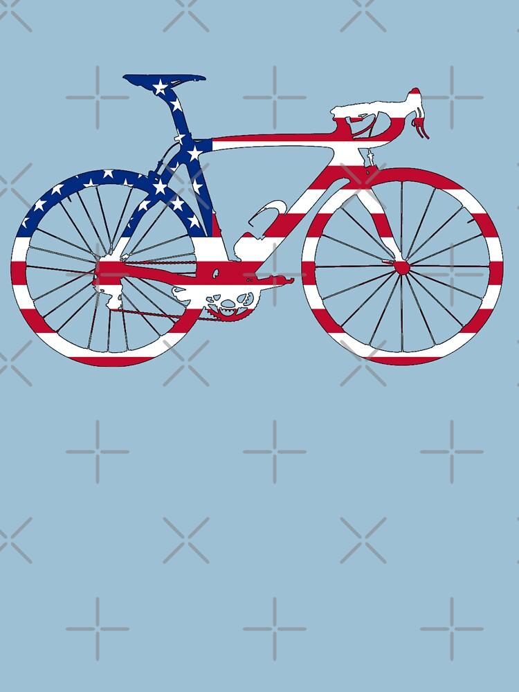 Bike Flag USA (Big) by sher00