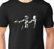 Banksy Daft Fiction Unisex T-Shirt