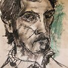 self portrait ,  by Alfred Gillespie