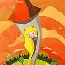Rapunzel by parisiansamurai