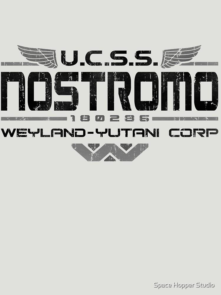 Nostromo Crew Alien T Shirt | Unisex T-Shirt