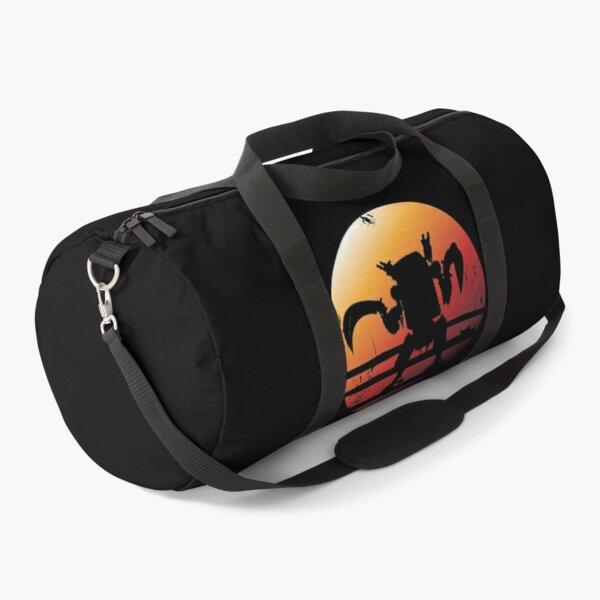 Scythe Boardgame Red Faction Retro Design Duffle Bag