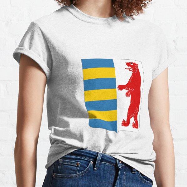 Ukrainian coat of arms Transcarpathe Classic T-Shirt
