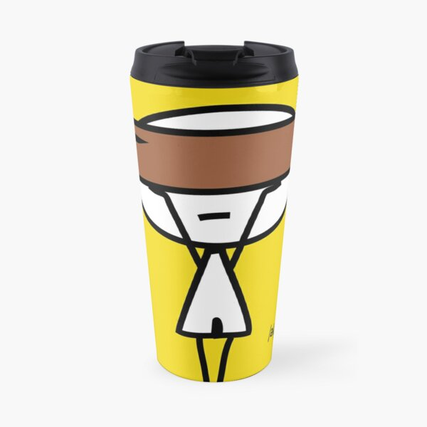 We all live under the same sky, but we don't all have the same horizon! Travel Mug