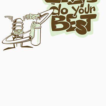 ALWAYS do YOUR best by Massucci
