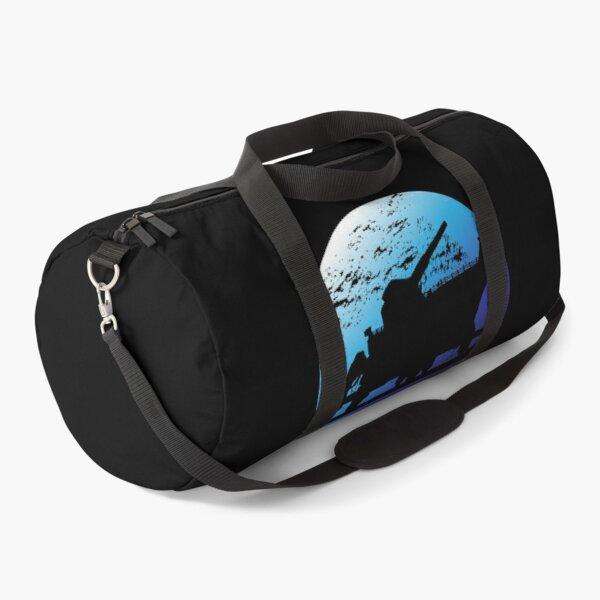 Scythe Boardgame Blue Faction Retro Design Duffle Bag