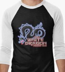 White Dragon Noodle Bar Men's Baseball ¾ T-Shirt