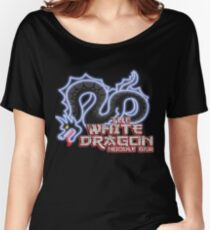 White Dragon Noodle Bar Women's Relaxed Fit T-Shirt