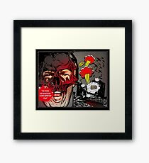 Chapter 7. What's important to ME. Framed Print
