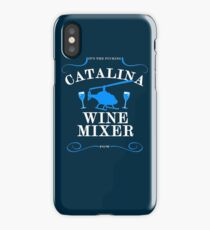 The Catalina Wine Mixer iPhone Case/Skin