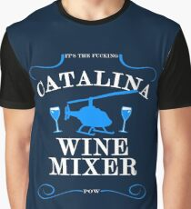 The Catalina Wine Mixer Graphic T-Shirt