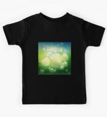 Summertime background Kids Clothes