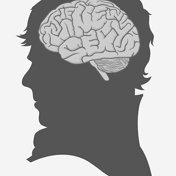 Sherlock - Brainy Is The New Sexy by somethingdiffer
