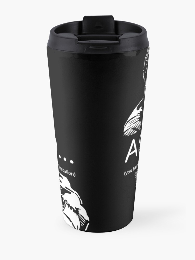 Alternate view of As Played... Travel Mug