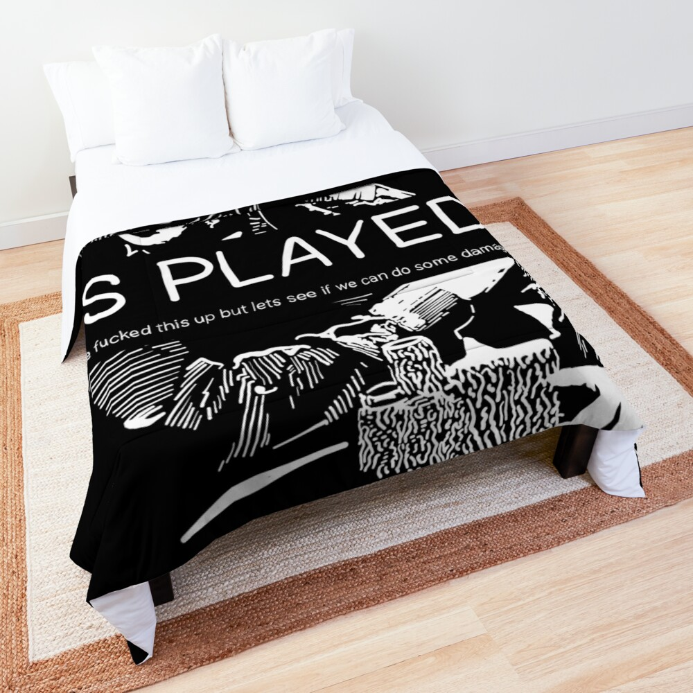 As Played... Comforter