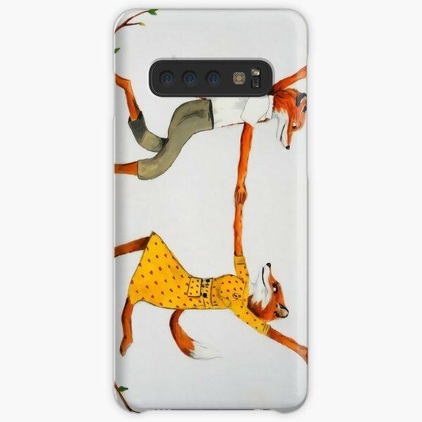 Dancing Fox Samsung Galaxy Snap Case
