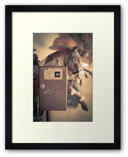 Quarter Horse by Edward Fielding