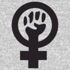 Feminist (black) by unclassified