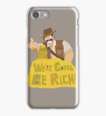 Hearthstone - Reno Jackson iPhone Case/Skin