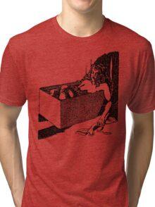 Tub Death. Tri-blend T-Shirt