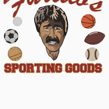 Furillo's Sporting Goods by ironsightdesign