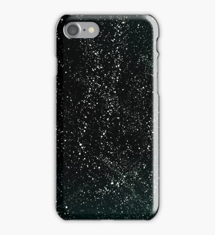 Paint Drip Galaxy iPhone Case/Skin