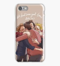 This is Not The End iPhone Case/Skin