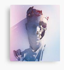 Selfie Scan Canvas Print