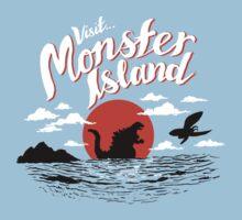 Monster Island | Unisex T-Shirt