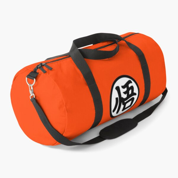 DBZ Son Goku Kanji - High Quality Duffle Bag