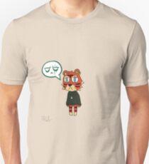 Crosslinglock: Sebastian the Tiger Unisex T-Shirt
