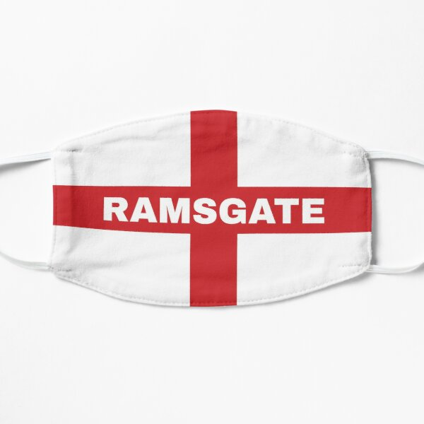My Home Country Is England and Home City Ramsgate  Mask
